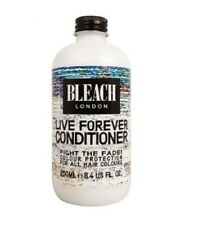 Bleach London Bleach Live Forever Conditioner Hair/Colour/Protect/250ml/NEW