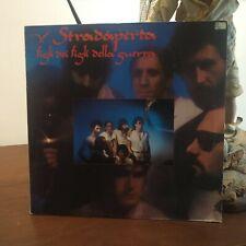 Stradaperta – Figli Dei Figli Della Guerra Lp 1983 it – ZPGT 33436 Record EX++