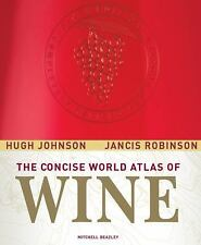 The Concise World Atlas of Wine NEW