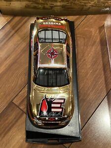Dale Earnhardt Sr. 24KT Gold Legacy Car 2003 QVC 1 of 3,333. Gold Diecast