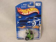 Hot Wheels  1st Editions  2001-029b  Hyper Mite  Green  NOC 1:64  (1116+)  28757