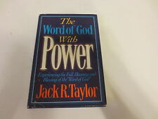 The Word of God with Power : Experiencing the Full Meaning and Blessing signed