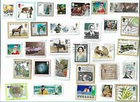 UK High Values Christmas & Commemorative stamps x 50, used (Batch 2)
