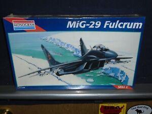 Monogram 1/48 Mig-29 Fulcrum model kit#5825(new/sealed)