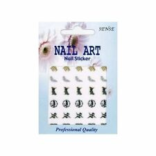 30  ZODIAC Sign VIRGO Nail Art DECAL Stickers