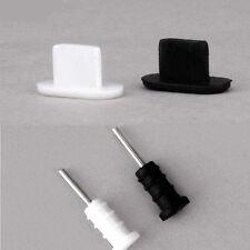 10 Set Anti Dust Cap Earphone Plug Stopper For Apple iPhone 5S 5C iPhone 6S Plus
