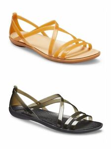 Crocs Women's Isabella Strappy Sandal/Shoes