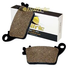 REAR BRAKE PADS FIT HONDA CBR600RR CBR 600RR CBR600RA ABS 2007-2016