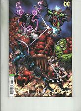 Titans #27 Variant Cover Dc Comics 2018 1st Print Nm