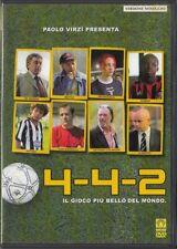 4-4-2 - IL GIOCO PIU' BELLO DEL MONDO (2006) DVD - EX NOLEGGIO
