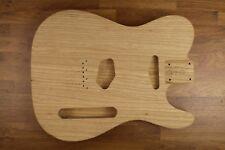 Tele Guitar Body 2.2 kg 3 Piece Swamp Ash 407403