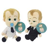 "The Boss Baby Movie 8"" Plush Soft Toys 2020 Kids Xmas Gifts Plush Stuffed Doll"