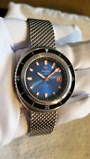 Zodiac Super Sea Wolf 68 Swiss Made Automatic Men's Watch ZO9502
