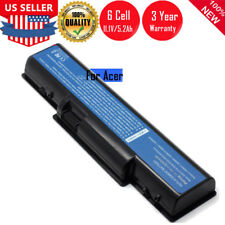 Laptop Battery For Acer eMachines E525 D525 E625 E725 AS09A31 AS09A51 AS09A61 US