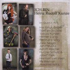 CD * Heinz Rudolf Kunze ** io sono... nel duetto con... *** nuovo di zecca & SCATOLA ORIGINALE!!!