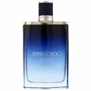 Jimmy Choo Man Blue - 100ml Eau de Toilette Spray, New and Sealed