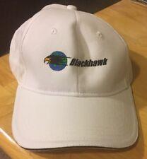 Blackhawk Aero White Baseball Hat