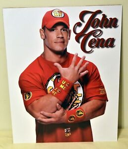 JOHN CENA WWE Wrestling 16X20 You Can't See Me Poster