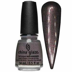 China Glaze Nail Lacquer - Spellbound 2020 - Spell The Tea 0.5 oz 84930