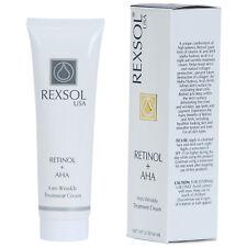 REXSOL Retinol + AHA Anti-Wrinkle Treatment Cream