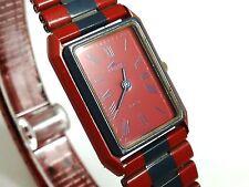 Reloj pulsera cadete LOTUS QUARTZ Original calibre Harley 672 Vintage