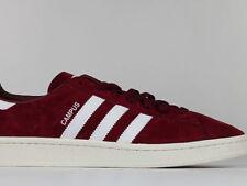 Adidas Scarpe Sneakers Campus Uomo Rosso Bz0087-red 44