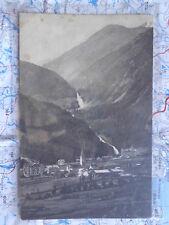 Krimml Oberpinzgau Zell Salzburg Foto Österreich Postkarte Ansichtskarte 3920