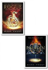The Paladin Prophecy Series 2 Books Collection Set (Rogue) Mark Frost