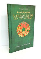 A Treasury of Ibn Taymiyyah: His Timeless Thought and Wisdom (Hardback)