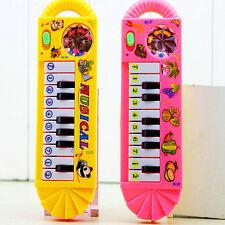 Baby Kleinkind Kinder Musical Piano Entwicklungsspielzeug Klavier Frühe Toy Gift