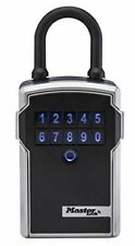 Master Lock Lock Box, Electronic Portable Key Safe with Personal use Software Pl