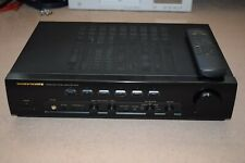 Marantz PM57 Amplifier in excellent condition with remote. Solid and reliable.