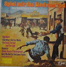 """ORIENTE - SPIEL MIR DAS LIED VOM TOD - CINE SONIDO ETAPA ORCHESTRA 12"""" LP (T 3)"""