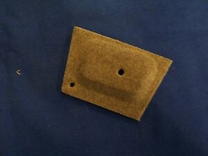 Original Replacement Part Solo Chainsaw Type 641: Air Filter Board