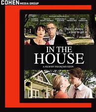 In the House  (DVD, 2013) France /  Frncois Ozon / Same Director of Movie FRANTZ