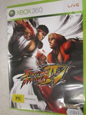 Street Fighter IV Xbox 360 Game PAL