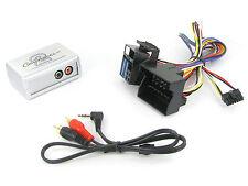 Bmw Aux Adaptador De Plomo 3 Serie 5 Mini 3.5 mm Jack Coche Ipod Mp3 ctvbmx003 Negocio