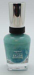 Sally Hansen Complete Salon Manicure Barely Blue Bell 0.5 fl oz