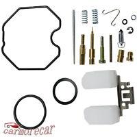 Repair Carburetor Rebuild Kit For Honda FourTrax NX TRX XL XR ATC Big Red CB CRF