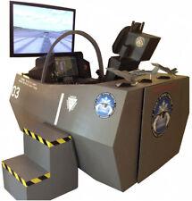 F35 Panther fighter jet flight simulator