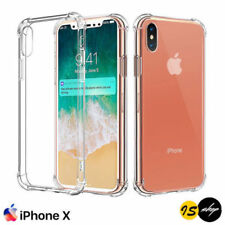 Unbranded/Generic Silicone/Gel/Rubber Cases, Covers and Skins for Apple iPhone X