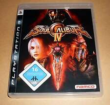 Playstation 3 PS3 Spiel Game - Soul Calibur 4 IV ( Soulcalibur ) - Deutsch