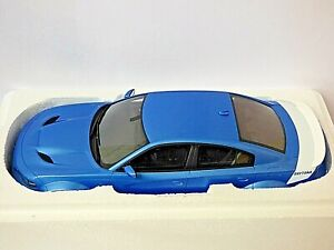 ACME GT Spirit Dodge Charger Widebody B5 Saloon Blue