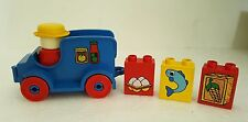 LEGO DUPLO Vintage 2623 Delivery Truck from 1980 deliver groceries to your house