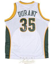 Kevin Durant NBA Original Autographed Jerseys  6f6615e29