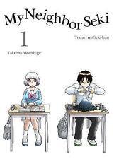 My Neighbor Seki, Volume 1, Takuma Morishige, New Book