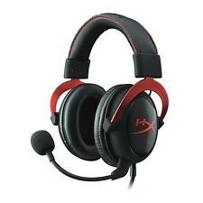 HyperX Cloud II Gaming Headset (Red)