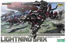 KOTOBUKIYA Zoids HMM 020 Ez-035 Lightning Saix 1/72 Model Kit