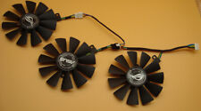 3PCS PLD09210S12HH VGA Fan For ASUS GTX1080 GTX1070 GTX1060 Graphics Card Fan