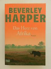 Beverly Harper Das Herz von Afrika Roman Bastei Lübbe